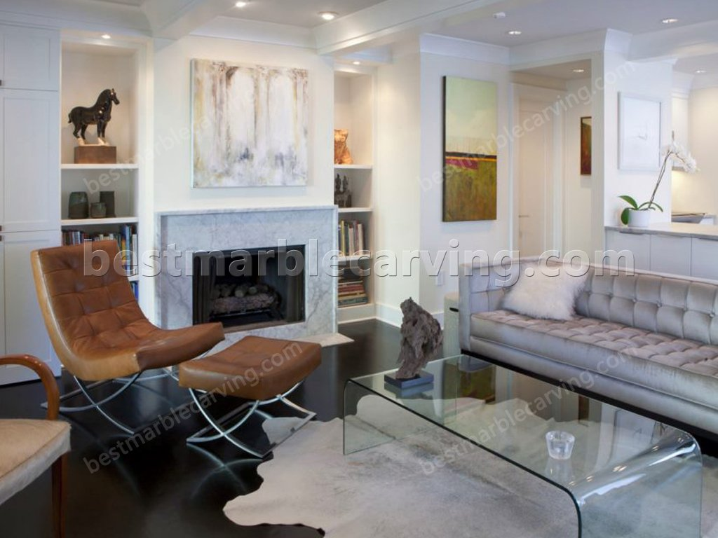 The Advantage of Marble marble fireplace advantage