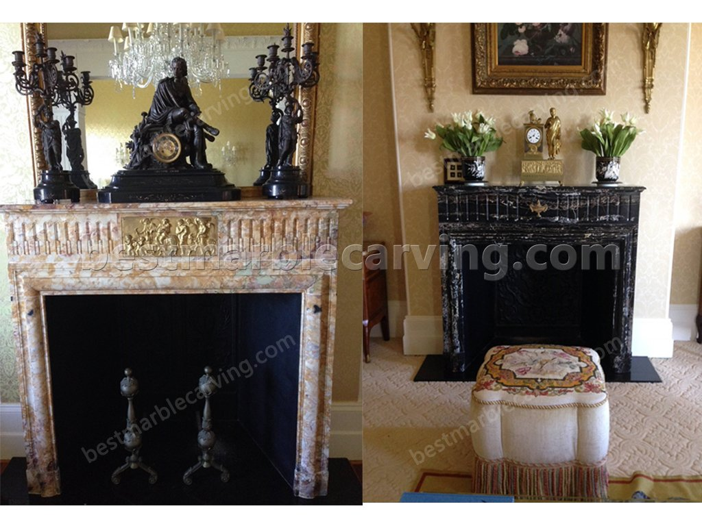 The Elegance of Marble Fireplaces marble fireplace
