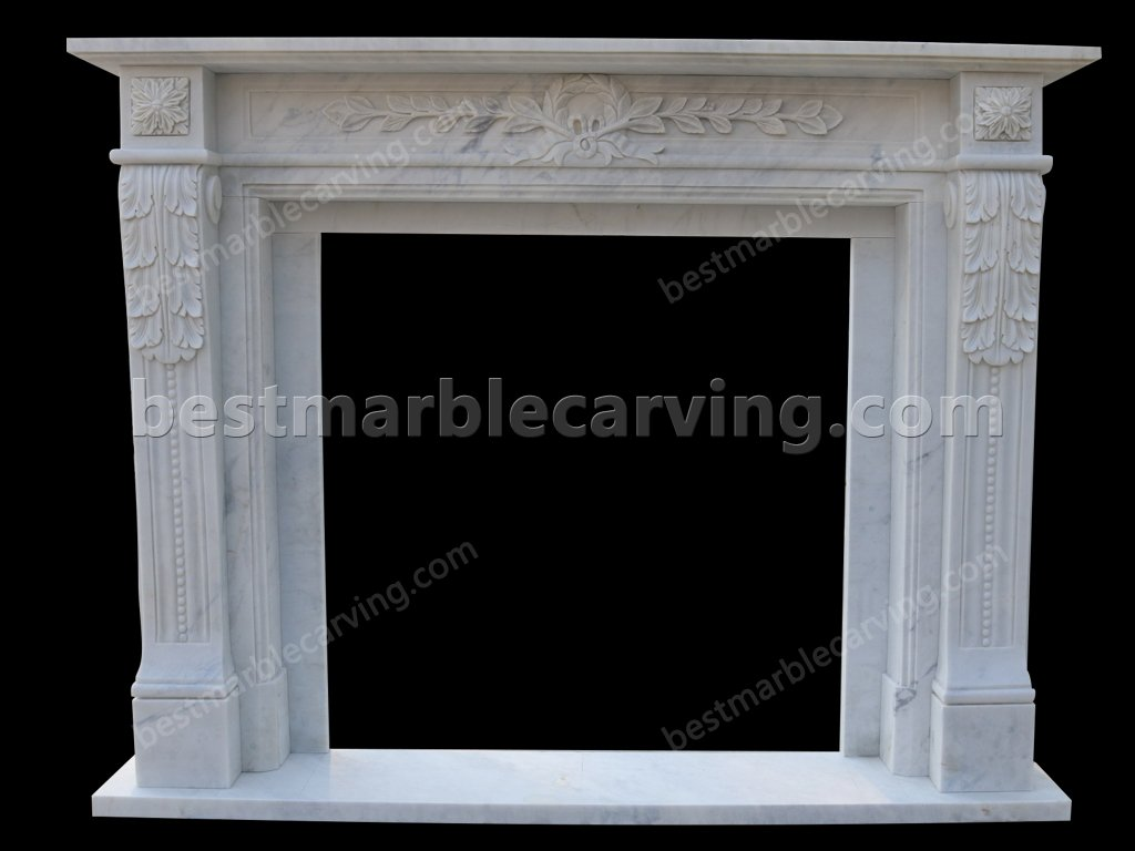 Victorian Marble Fireplace-victorian marble fireplace (1)