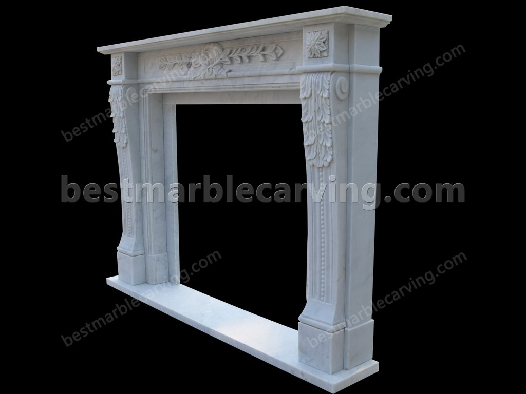 Victorian Marble Fireplace-victorian marble fireplace (2)